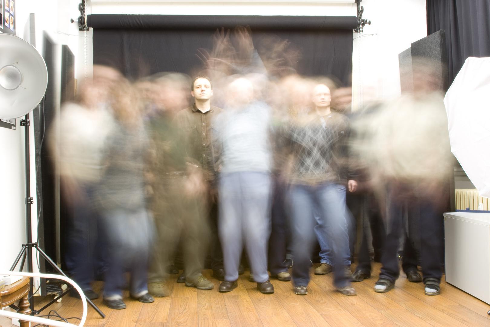 """Workshop """"Bewegung"""" im Fotoklub Lichtküche e.V."""