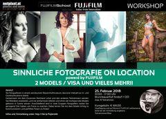 Workshop Fujifim - Sinnliche Fotografie on location