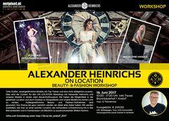 Workshop mit Alexander Heinrichs