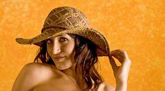 Workshop: Sensual Moments (3), Manu-ela mit Hut