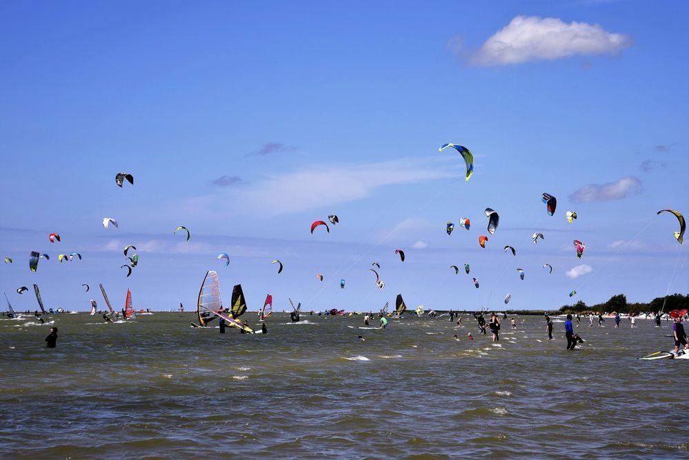 Workum Surf- und Kitespot