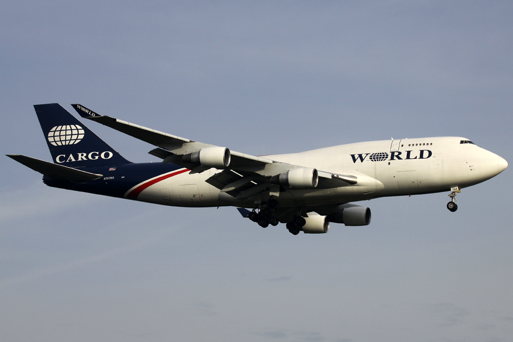 World B747