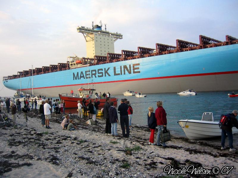 World biggest container shib
