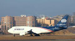 World Cargo 29.01.2011 LUX-Airport