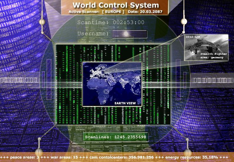 world control system