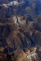 World from Above: Spanish Mountains