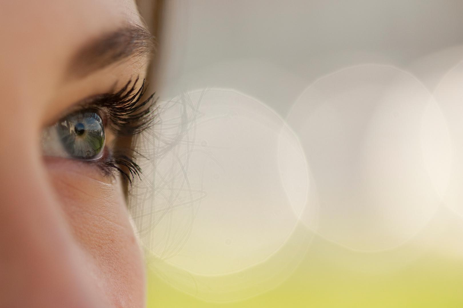 world in my eye