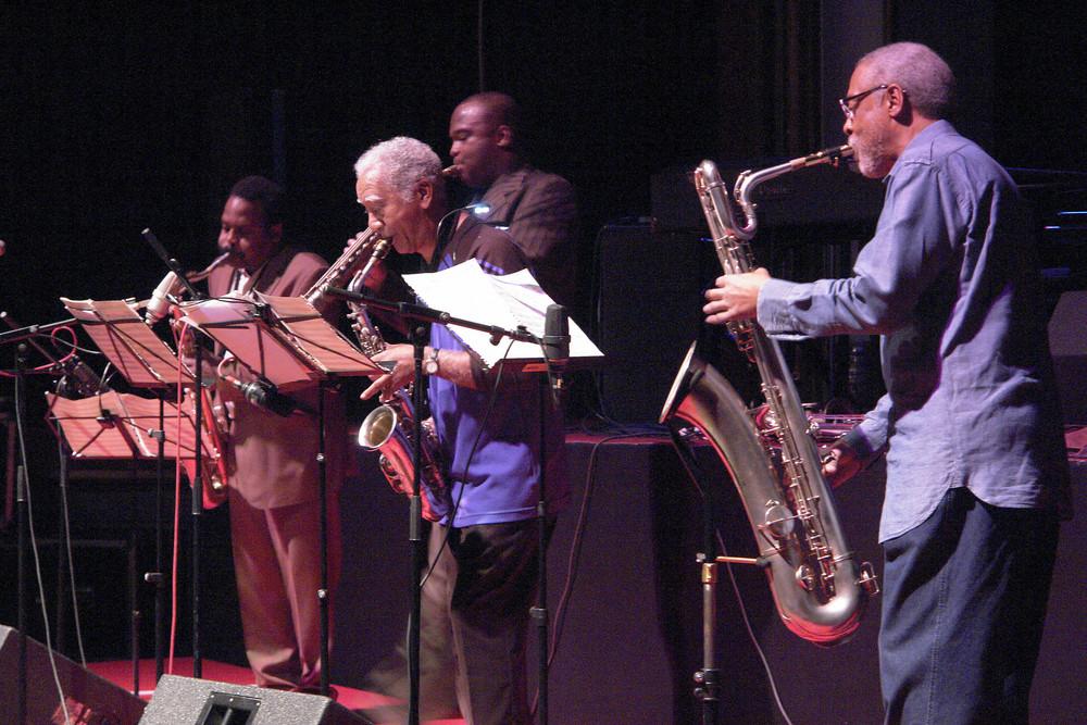 World Saxophone Quartet