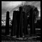 World War II Memorial in Pforzheim - 64 Millionen Opfer