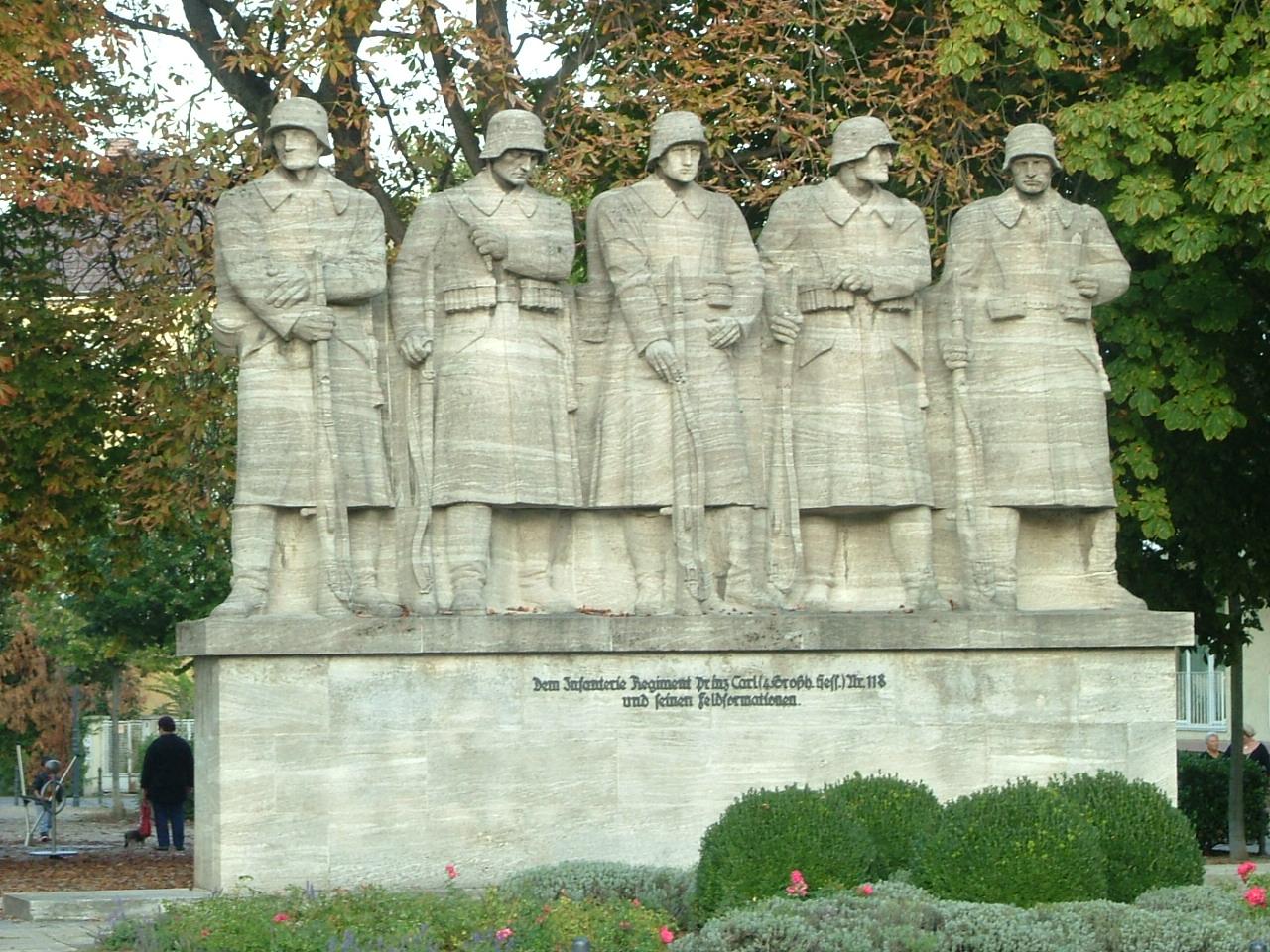 Wormser Denkmal