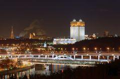 Worobjowy Gory - Moskau