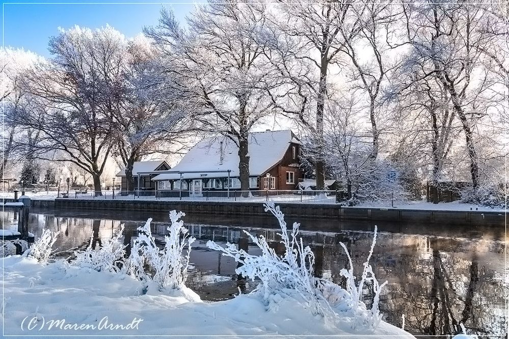 Worpswede - Neu Helgoland