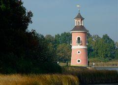 °°° Wozu braucht man in Moritzburg einen Leuchtturm ? °°°