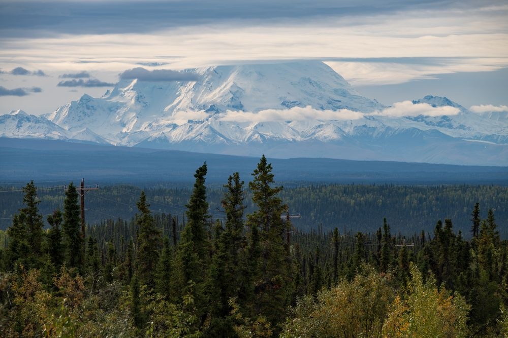 Wrangell Mountains