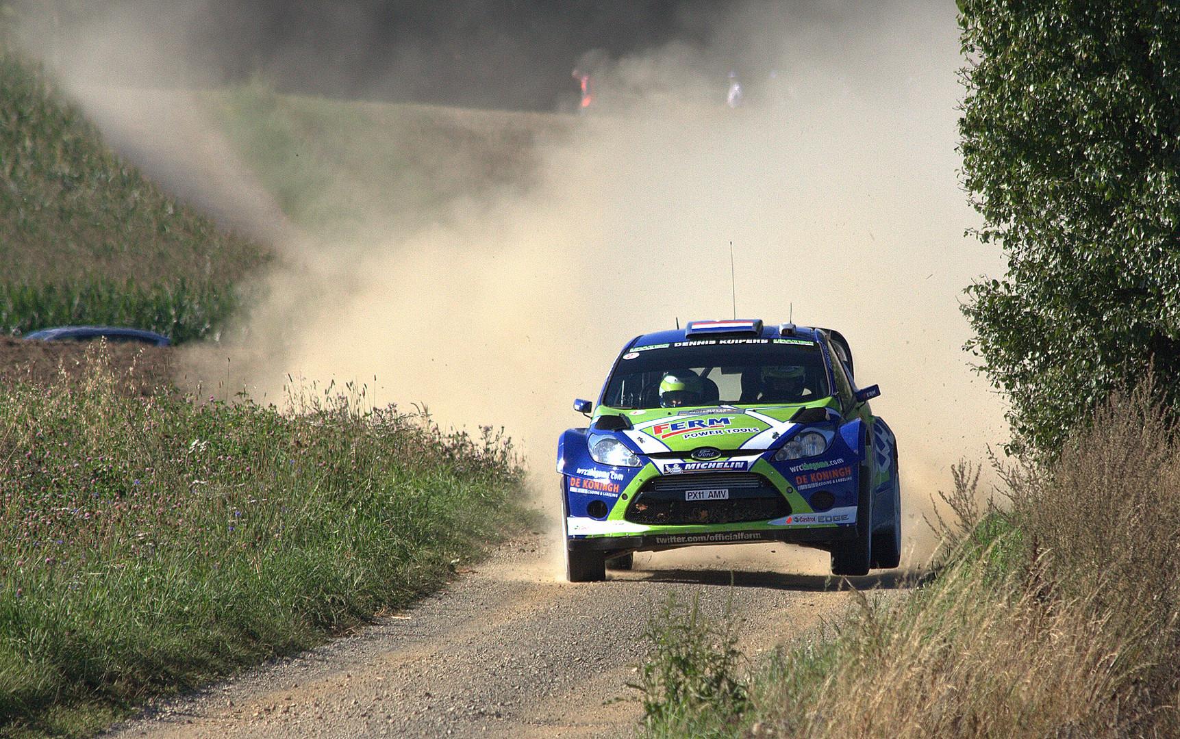 WRC @ 190Kmh