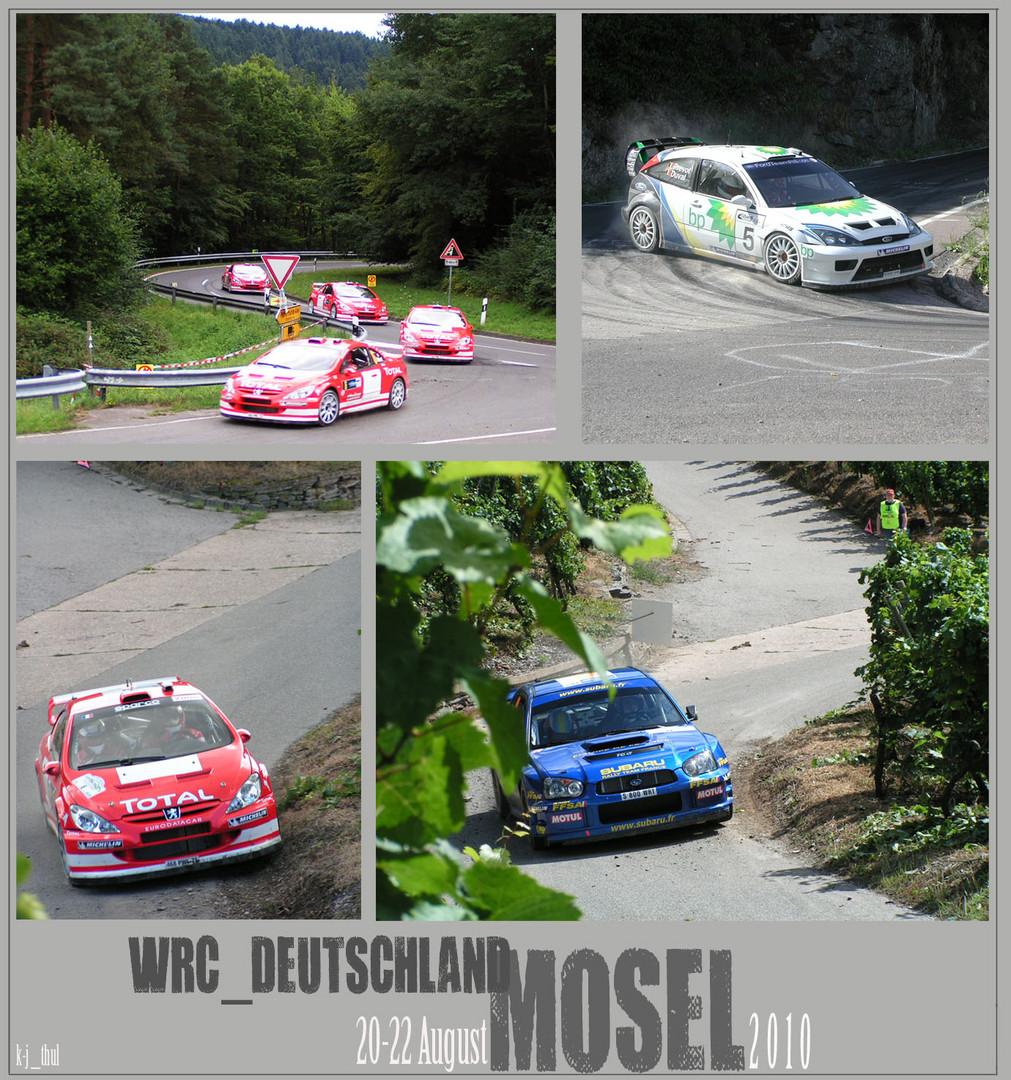 WRC Deutschland Mosel