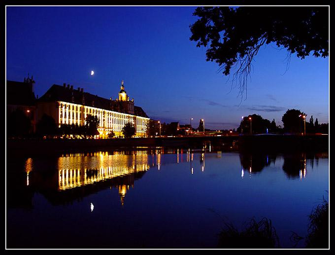 Wrocław by Night