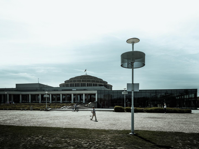Wroclaw - Jahrhunderthalle