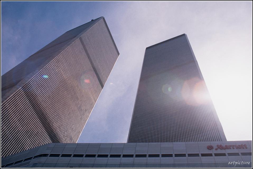 WTC - als die Welt noch halbwegs in Ordnung war