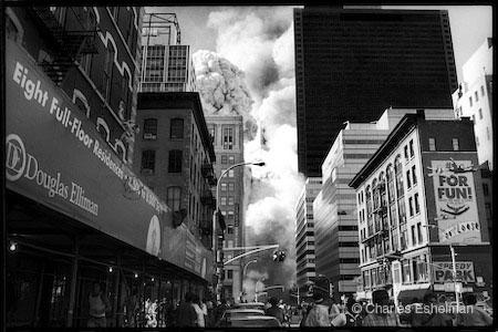 WTC Collapse 3