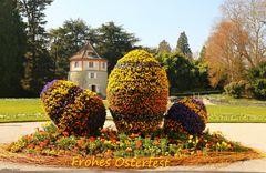 Wünsche allen Besuchern ein frohes Osterfest.