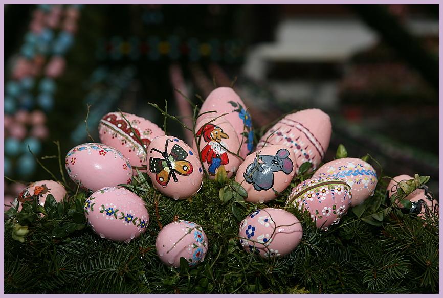 """Wünsche allen Communitiy-Mitgliedern nachträglich """"frohe Ostern"""""""