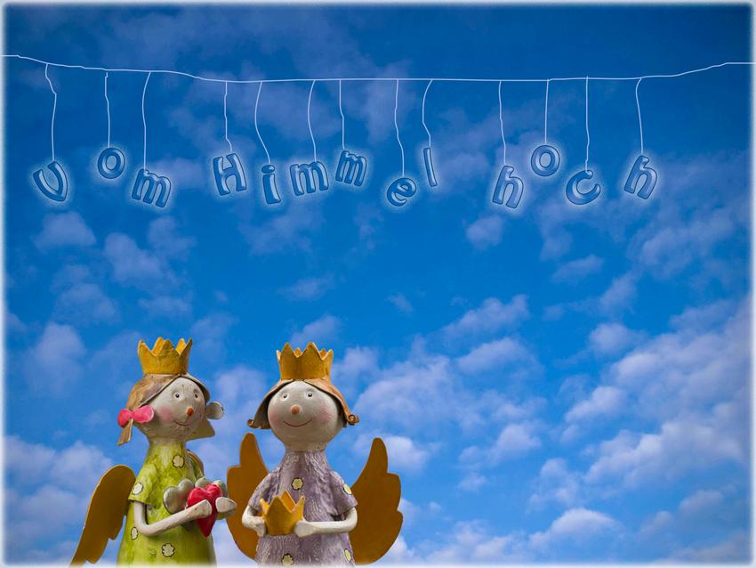 Wünsche allen ein frohes Fest..