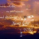 wünsche allen ein gesundes u. glückliches Neues Jahr 2016