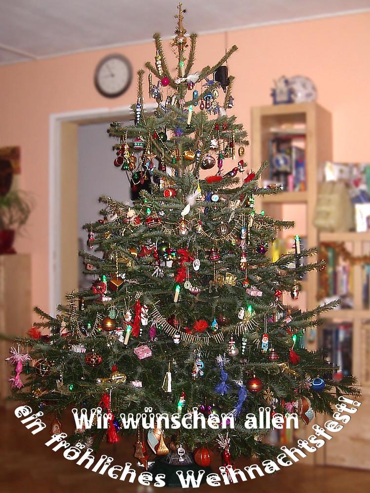 wünsche allen ein schönes Fest!!!