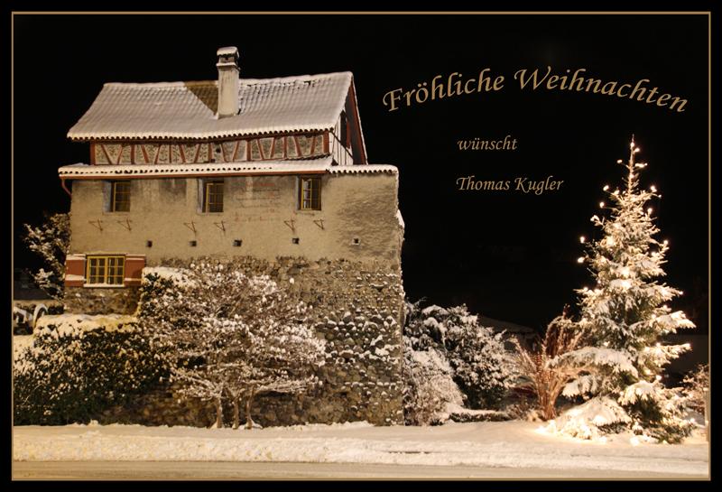 wünsche allen frohe weihnachten ....