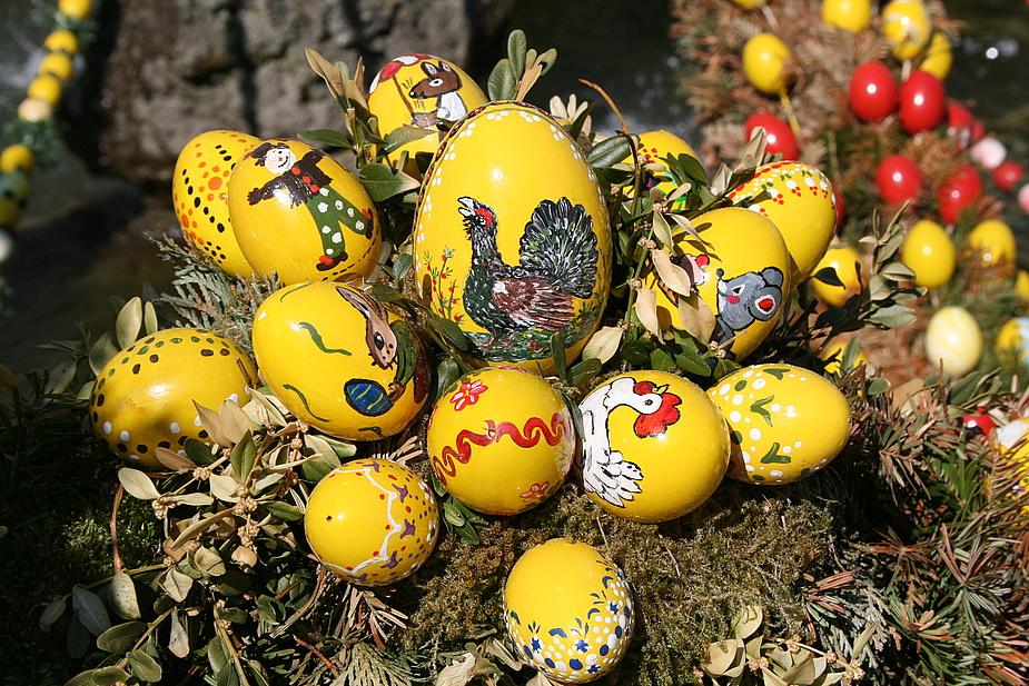 Wünsche allen Mitgliedern ein frohes Osterfest!