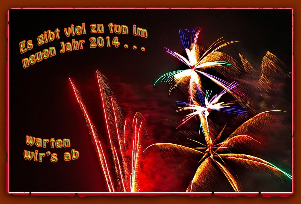 Wünsche ein frohes Neues Jahr Foto & Bild | karten und kalender ...