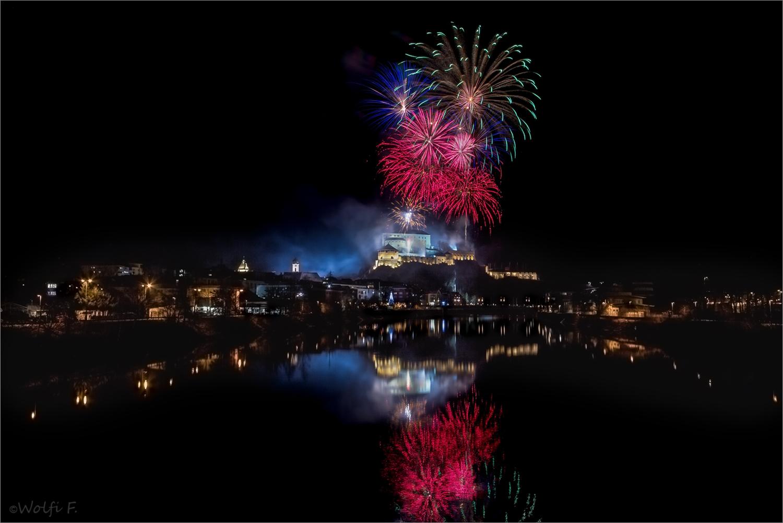 Wünsche Euch allen ein frohes Neues Jahr Foto & Bild | canon, wasser ...