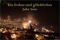 Wünsche zum Neuen Jahr 2010