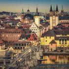 Würzburg: Auferstanden aus Ruinen.