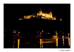 Würzburg bei Nacht