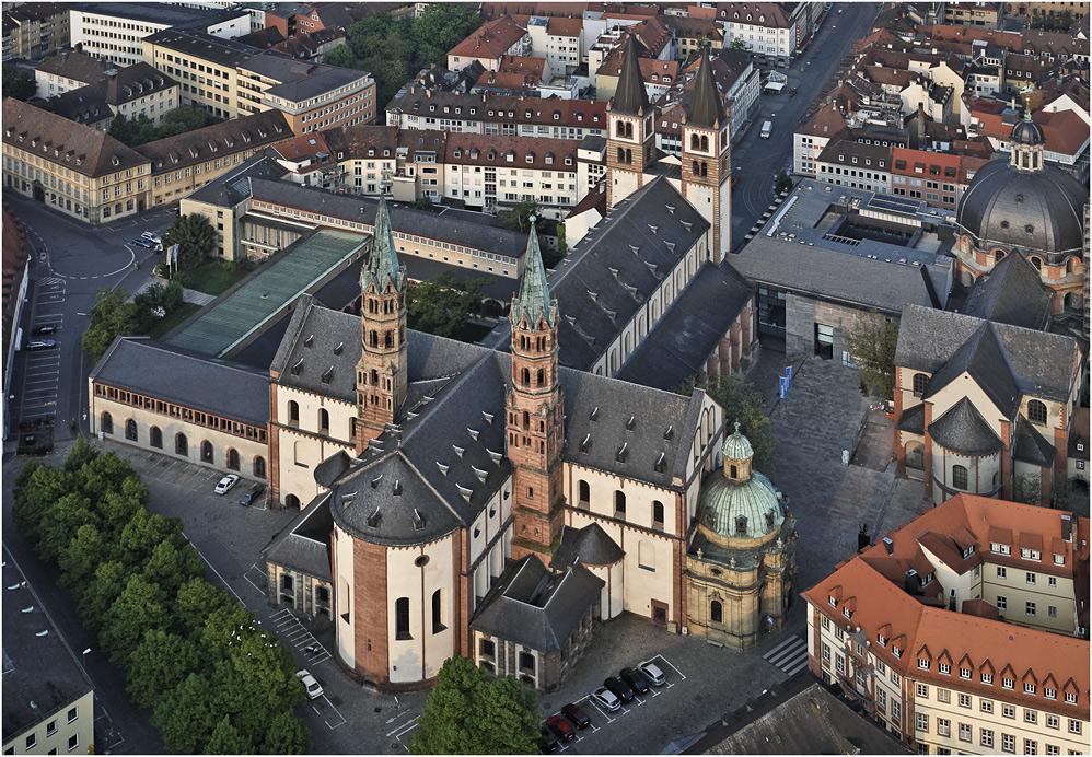 WÜRZBURG, DOM ST. KILIAN