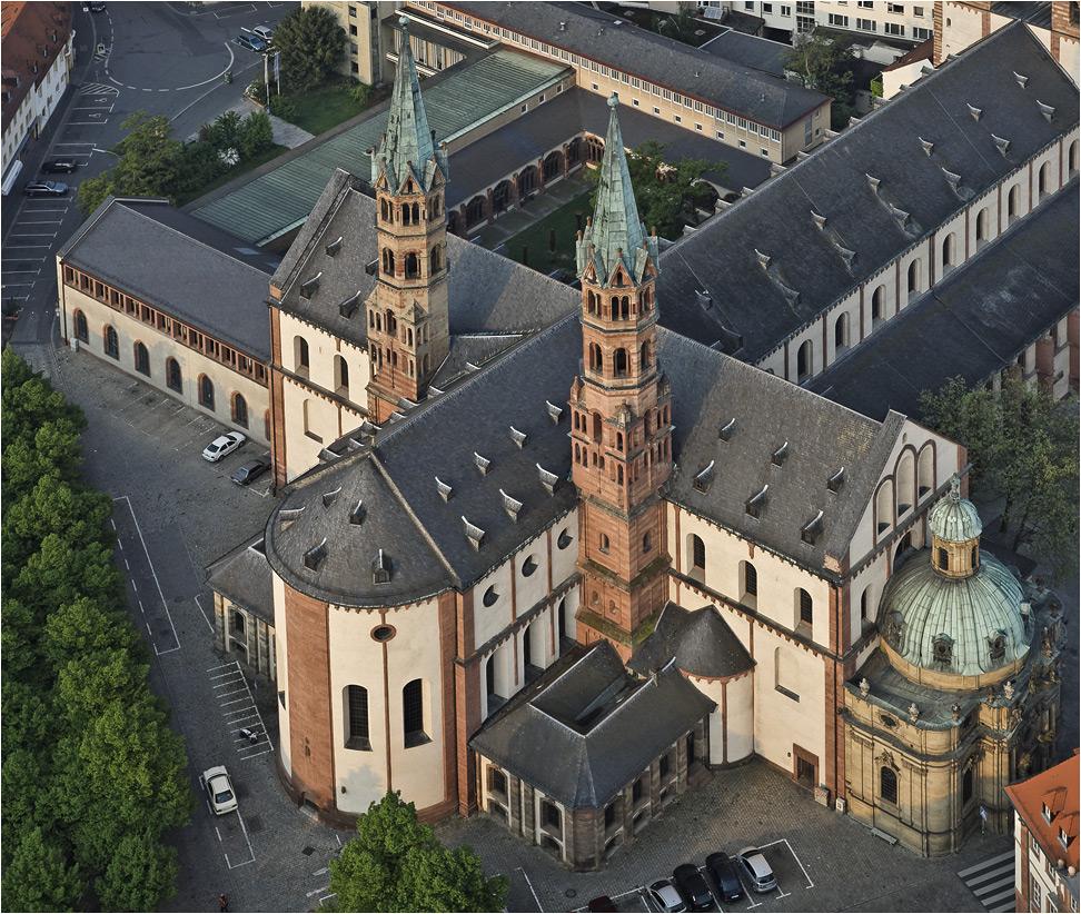 WÜRZBURG - Domkirche St. Kilan