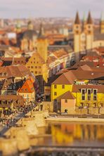 Würzburg - Eine Kleinstadt :-)