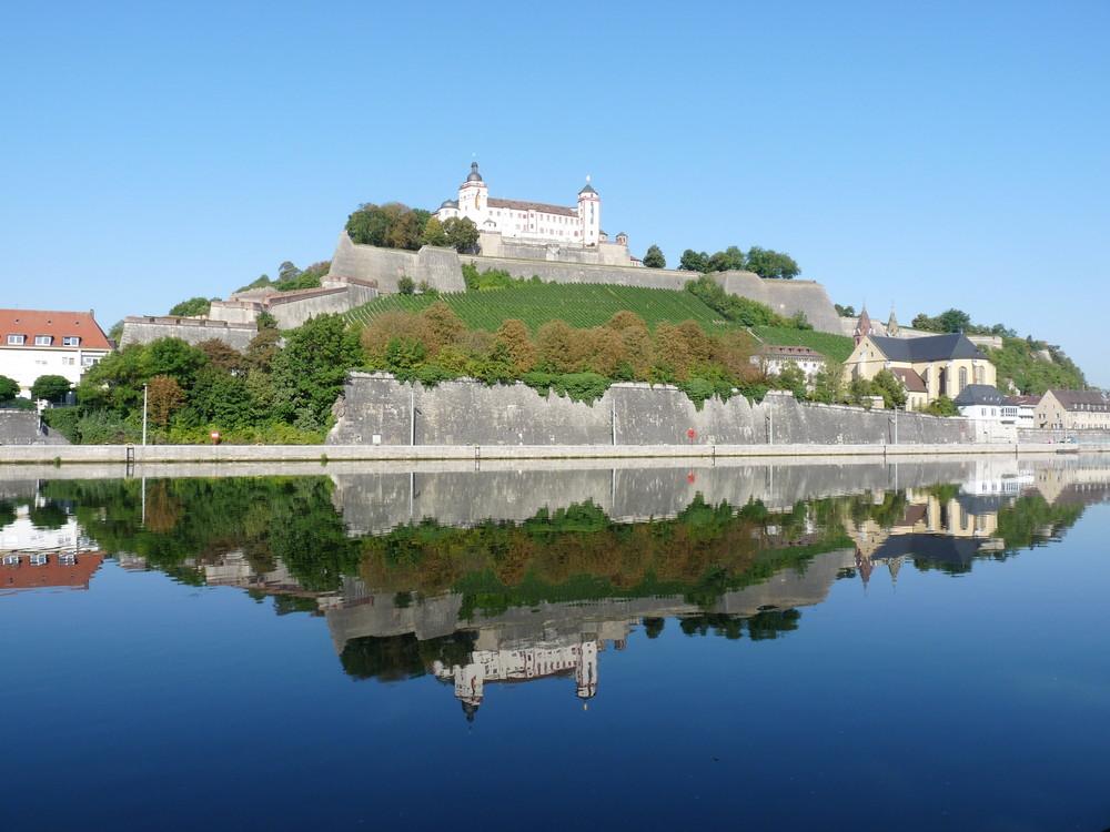 Würzburg im Früherbst