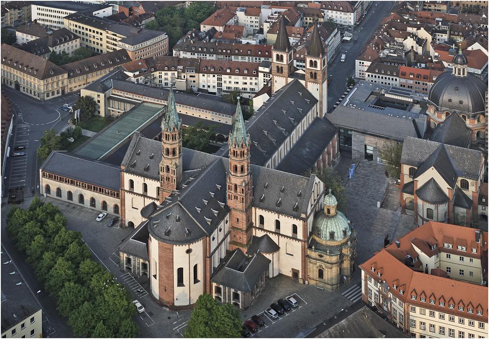 WÜRZBURG - St. Kilian