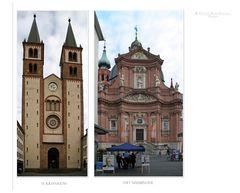 """"""" Würzburger Impressionen """""""