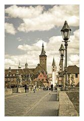 ** Würzburger Stadtansichten **
