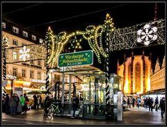 Würzburger Weihnachtsmarkt 2019
