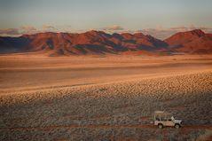 Wüste & Delta - Wenn die Sonne untergeht