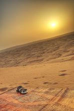 Wüste, Oman