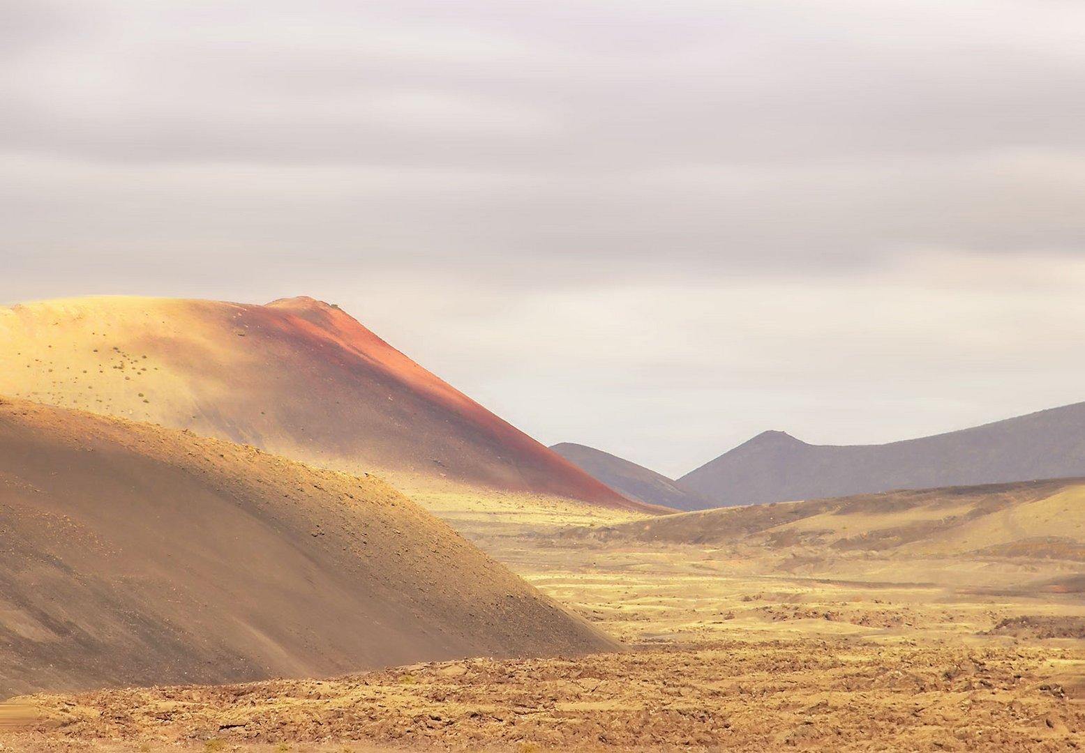 Wüste von Lanzarote