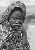 Wüsten-Frau