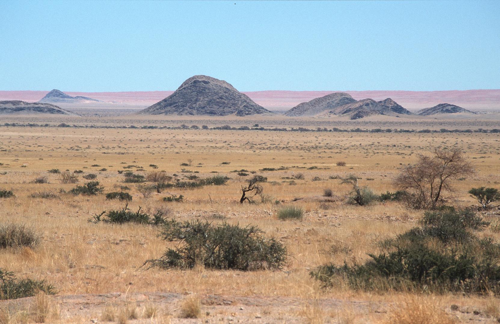 Wüstenfarben