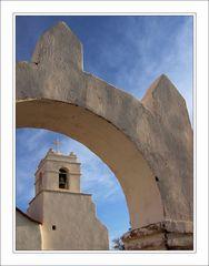 Wüstenkirche - Chile